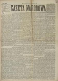 Gazeta Narodowa. R. 15 (1876), nr 266 (21 listopada)