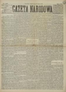 Gazeta Narodowa. R. 15 (1876), nr 268 (23 listopada)