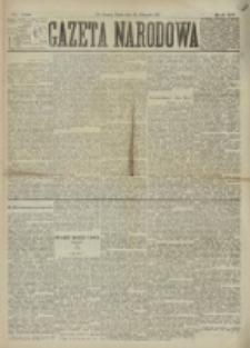 Gazeta Narodowa. R. 15 (1876), nr 269 (24 listoipada)