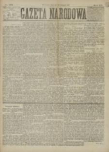 Gazeta Narodowa. R. 15 (1876), nr 273 (29 listopada)