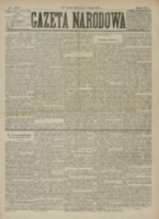 Gazeta Narodowa. R. 15 (1876), nr 276 (2 grudnia)