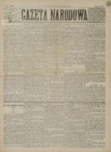 Gazeta Narodowa. R. 15 (1876), nr 278 (5 grudnia)