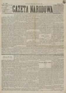 Gazeta Narodowa. R. 15 (1876), nr 287 (16 grudnia)