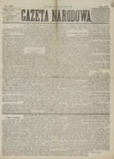 Gazeta Narodowa. R. 15 (1876), nr 290 (20 grudnia)