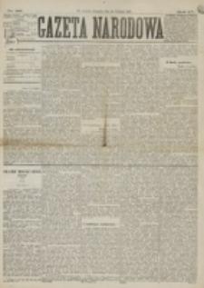 Gazeta Narodowa. R. 15 (1876), nr 291 (21 grudnia)