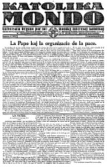 Katolika Mondo : sendependa oficiala organo por tutmondaj interesoj katolikaj : gazeto de Internacio Katolika. Jarkolekto 1, numero 4