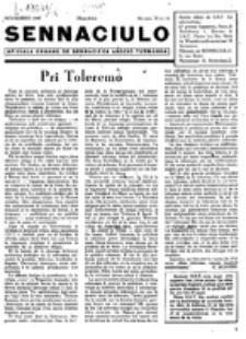 Sennaciulo : oficiala organo de Sennacieca Asocio Tutmonda. Jaro 18 (1947), no 11