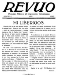 Revuo : monata aldono al Esperanto Triumfonta. 1923, no 8
