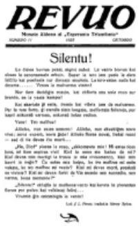 Revuo : monata aldono al Esperanto Triumfonta. 1923, no 11