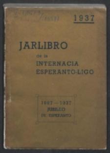Oficiala Jarlibro. 1937