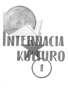 Internacia Kulturo. Jaro 2, no 1 (Septembro 1946)