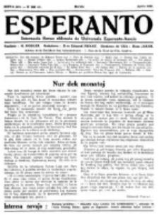 Esperanto : revuo internacia : oficiala organo de Universala Esperanto Asocio. Jaro 27, no 4=368 (Aprilo 1931)