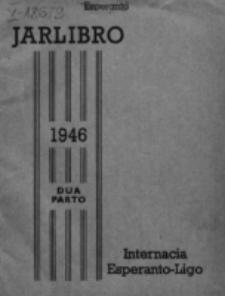 Oficiala Jarlibro. 1946 (Dua Parto)