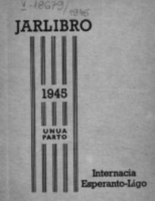Oficiala Jarlibro. 1945