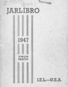 Oficiala Jarlibro. 1947 (Unua Parto)