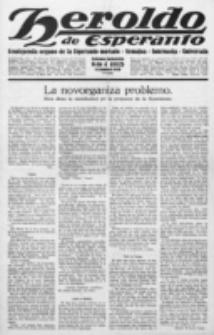 Heroldo de Esperanto : neŭtrale organo la Esperanto-modavo. Jarkolekto 11 (1930), nr 4=552 (24 januaro)