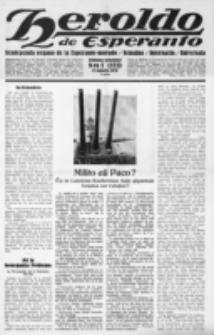 Heroldo de Esperanto : neŭtrale organo la Esperanto-modavo. Jarkolekto 11 (1930), nr 5=553 (31 januaro)