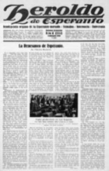 Heroldo de Esperanto : neŭtrale organo la Esperanto-modavo. Jarkolekto 11 (1930), nr 6=554 (7 februaro)