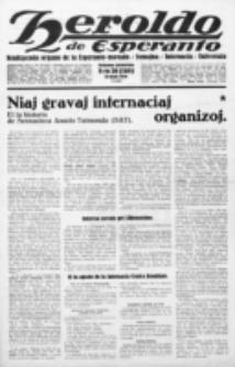 Heroldo de Esperanto : neŭtrale organo la Esperanto-modavo. Jarkolekto 11 (1930), nr 20 (16 majo)
