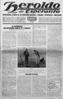Heroldo de Esperanto : neŭtrale organo la Esperanto-modavo. Jarkolekto 11 (1930), nr 41=589 (10 oktobro)