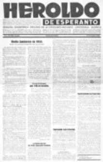 Heroldo de Esperanto : neŭtrale organo la Esperanto-modavo. Jarkolekto 13 (1932), nr 45=698 (13 novembro)