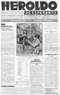 Heroldo de Esperanto : neŭtrale organo la Esperanto-modavo. Jarkolekto 14 (1933), nr 18=723 (7 majo)