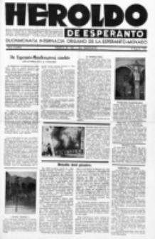 Heroldo de Esperanto : neŭtrale organo la Esperanto-modavo. Jarkolekto 24 (1948), nr 12=1090 (1 julio)