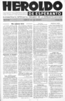 Heroldo de Esperanto : neŭtrale organo la Esperanto-modavo. Jarkolekto 24 (1948), nr 16=1094 (1 novembro)