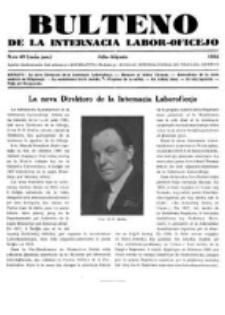 Bulteno no 49 (Julio/Aŭgusto 1932)