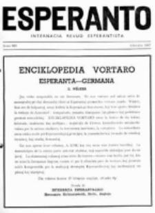 Esperanto : revuo internacia : oficiala organo de Universala Esperanto Asocio. Jaro 40, no 502 (Aŭgusto 1947)