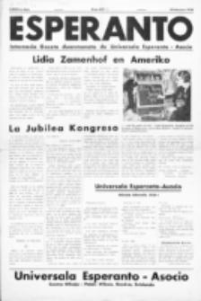 Esperanto : revuo internacia : oficiala organo de Universala Esperanto Asocio. Jaro 34, no 457 (15 Februaro 1938)