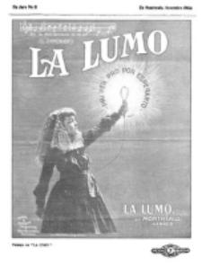 La Lumo. Jaro 2, no. 11 (Novembro 1903)