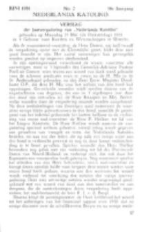 Nederlanda Katoliko. Jg. 16, no. 2 (Juni 1931)