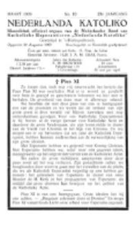Nederlanda Katoliko. Jg. 23, no. 10 (1939)
