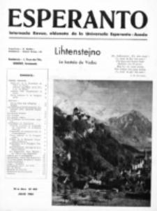 Esperanto : revuo internacia : oficiala organo de Universala Esperanto Asocio. Jaro 31, no 7=419 (Julio 1935)