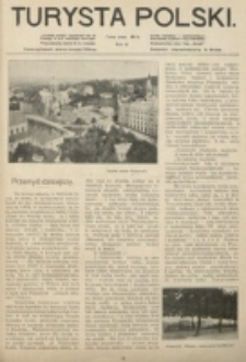 Turysta Polski. R. 3 [1914]