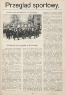 Przegląd Sportowy [2 maja 1914]