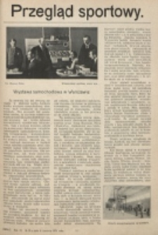 Przegląd Sportowy (6 czerwca 1914)