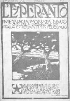 L'Esperanto : lecionoj de klasikaj kaj vivantaj lingvoj per Esperanto. Jaro 9, N 5 (1922)