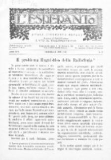 L'Esperanto : lecionoj de klasikaj kaj vivantaj lingvoj per Esperanto. Jaro 16, N 2 (1929)