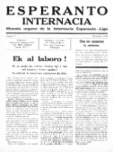 Esperanto Internacia : monata organo de la Internacia Esperanto-Ligo. No 2 (novembro 1936)
