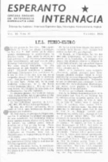 Esperanto Internacia : monata organo de la Internacia Esperanto-Ligo. Vol. 10, No 10 (oktobro 1946)