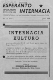 Esperanto Internacia : monata organo de la Internacia Esperanto-Ligo. Vol. 10, No 6 (junio 1946)