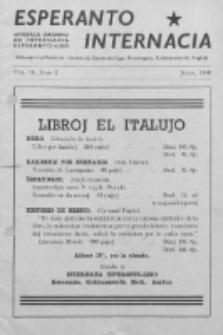 Esperanto Internacia : monata organo de la Internacia Esperanto-Ligo. Vol. 10, No 7 (julio 1946)