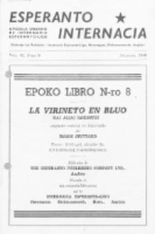 Esperanto Internacia : monata organo de la Internacia Esperanto-Ligo. Vol. 10, No 8 (augusto 1946)