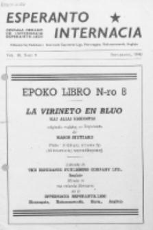 Esperanto Internacia : monata organo de la Internacia Esperanto-Ligo. Vol. 10, No 9 (septembro 1946)