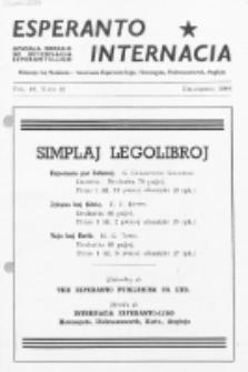 Esperanto Internacia : monata organo de la Internacia Esperanto-Ligo. Vol. 10, No 12 (decembro 1946)