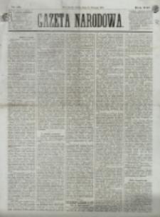 Gazeta Narodowa. R. 13 (1874), nr 13 (17 stycznia)