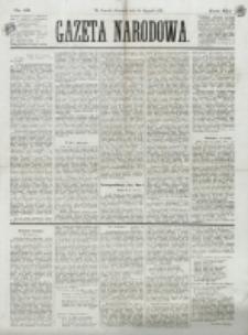 Gazeta Narodowa. R. 13 (1874), nr 23 (29 stycznia)
