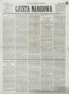 Gazeta Narodowa. R. 13 (1874), nr 25 (31 stycznia)